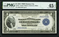 Fr. 737 $1 1918 Federal Reserve Bank Note PMG Choice Extremely Fine 45 EPQ