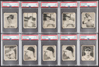 1948 Bowman and Leaf Baseball Collection (66)