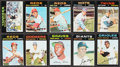 Baseball Cards:Sets, 1971 Topps Baseball Near Set (735/752). ...