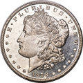 Morgan Dollars, 1878 8TF $1 Crazy Lips, VAM-23, Top 100, MS65 Prooflike PCGS. CAC....