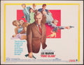 "Movie Posters:Crime, Point Blank (MGM, 1967). Rolled, Fine+. Half Sheet (22"" X 28""). Crime.. ..."