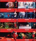 "Movie Posters:Animation, The Incredibles (Buena Vista, 2004). Near Mint. International Lobby Card Set of 8 (11"" X 14""). Animation.. ... (Total: 8 Items)"