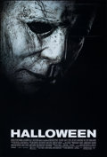 """Movie Posters:Horror, Halloween (Universal, 2018). Rolled, Very Fine. One Sheet (27"""" X 40"""") DS. Horror.. ..."""