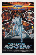 """Movie Posters:Science Fiction, Buck Rogers in the 25th Century (Universal, 1979). Flat Folded, Very Fine+. One Sheet (27"""" X 41"""") Style B, Victor Gadino Art..."""