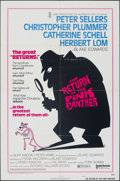 "Movie Posters:Comedy, The Return of the Pink Panther & Other Lot (United Artists, 1975). Folded, Fine/Very Fine. One Sheets (3) (27"" X 41"") Style ... (Total: 3 Items)"
