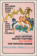 """Movie Posters:Comedy, The Fortune Cookie & Other Lot (United Artists, 1966). Folded, Very Fine. One Sheets (2) (27"""" X 41"""") Style B. Jack Rickard A... (Total: 2 Items)"""