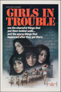 """Movie Posters:Bad Girl, Girls in Trouble & Other Lot (Group 1, 1976). Folded, Overall: Very Fine-. One Sheets (2) (27"""" X 41""""). Bad Girl. From the ... (Total: 2 Items)"""