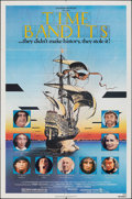 """Movie Posters:Fantasy, Time Bandits (Avco Embassy, 1981). Folded, Fine/Very Fine. One Sheet (27"""" X 41""""). Terry Gilliam Artwork. Fantasy. From the..."""