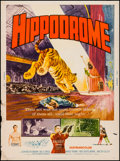 """Movie Posters:Drama, Hippodrome (Continental, 1961). Rolled, Fine+. Poster (30"""" X 40""""). Drama.. ..."""