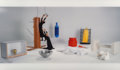Photographs, Mike Kelley (1954-2012). Test Room Containing Multiple Stimuli Known to Elicit Curiosity and Manipulatory Responses (Graha...