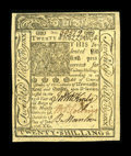 Colonial Notes:Delaware, Delaware January 1, 1776 20s Very Choice New....
