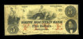 Obsoletes By State:New Hampshire, Lancaster, NH- White Mountain Bank $5 May 1, 1860 NH-160 G16a. ...