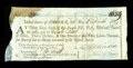 Colonial Notes:Pennsylvania, Continental Loan Office $30 Second Bill of Exchange 1779 Anderson97 About New....