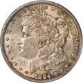 Morgan Dollars, 1884-S $1 MS61 PCGS....