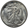 Walking Liberty Half Dollars: , 1943-S 50C MS66 PCGS. CAC. PCGS Population: (802/56). NGC Census: (291/28). CDN: $10,510 Whsle. Bid for NGC/PCGS MS66. Mint...