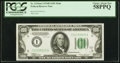 Fr. 2154-I $100 1934B Federal Reserve Note. PCGS Choice About New 58PPQ