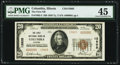 Columbia, IL - $20 1929 Ty. 2 The First National Bank Ch. # 13805 PMG Choice Extremely Fine 45