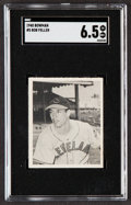 Baseball Cards:Singles (1940-1949), 1948 Bowman Bob Feller #5 SGC EX/NM+ 6.5....