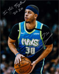 "Basketball Collectibles:Photos, Seth Curry Signed ""In This Together"" Dallas Mavericks Photograph...."