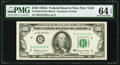 Fr. 2163-B $100 1963A Federal Reserve Note. PMG Choice Uncirculated 64 EPQ