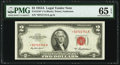 Fr. 1510* $2 1953A Legal Tender Note. PMG Gem Uncirculated 65 EPQ