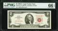 Fr. 1514* $2 1963A Legal Tender Note. PMG Gem Uncirculated 66 EPQ