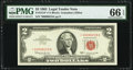 Fr. 1513* $2 1963 Legal Tender Note. PMG Gem Uncirculated 66 EPQ