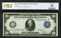 Fr. 928 $10 1914 Federal Reserve Note PCGS Banknote Choice VF 35