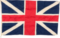 Military & Patriotic:WWII, United Kingdom - Union Flag - British 4th Armoured Brigade. ...