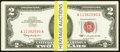 Small Size:Legal Tender Notes, Fr. 1513 $2 1963 Legal Tender Notes. Six Examples. About Uncirculated to Choice Crisp Uncirculated;. Fr. 1514 $2 1963A Leg... (Total: 27 notes)
