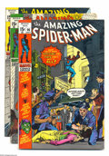 Bronze Age (1970-1979):Superhero, Amazing Spider-Man #96-98 Group (Marvel, 1971) Condition: Average VF. These are the three anti-drug issues which did not rec... (Total: 3 Comic Books Item)