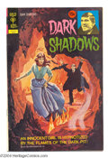 Bronze Age (1970-1979):Horror, Dark Shadows #13 and 32 Group (Gold Key, 1972-75) Condition:Average VF-. Issue #13 has a painted cover. Overstreet 2004 val...(Total: 2 Comic Books Item)