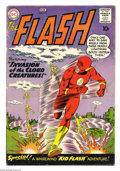 Silver Age (1956-1969):Superhero, The Flash #111 (DC, 1960) Condition: VG. Kid Flash backup feature. Carmine Infantino art. Overstreet 2004 VG 4.0 value = $80...