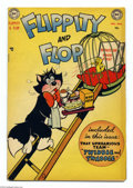 "Golden Age (1938-1955):Funny Animal, Flippity and Flop #1 (DC, 1951) Condition: VG. Termed ""uncommon"" byGerber's Photo-Journal. Overstreet 2004 VG 4.0 value..."