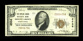 National Bank Notes:Pennsylvania, Spring Grove, PA - $10 1929 Ty. 1 The Spring Grove NB Ch. # 6536. ...