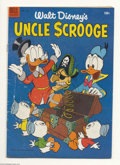 Golden Age (1938-1955):Cartoon Character, Four Color #495 Uncle Scrooge (Dell, 1953) Condition: VG.Overstreet considers this issue to Uncle Scrooge #3. Carl Bark...