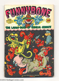 Golden Age (1938-1955):Funny Animal, Funnybone #nn (La Salle Publishing Co., 1944) Condition: VG. DonArr, Gil Turner, and Jack Bradbury art. Overstreet 2004 VG ...