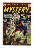 Silver Age (1956-1969):Superhero, Journey Into Mystery #84 (Marvel, 1962) Condition: VG. Second appearance of Thor. Jack Kirby cover. Kirby, Don Heck, and Ste...