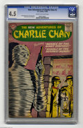 Silver Age (1956-1969):Mystery, The New Adventures of Charlie Chan #2 (DC, 1958) CGC VG+ 4.5 Creamto off-white pages. Sid Greene cover art. Joe Giella and ...