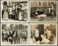 """Movie Posters:Comedy, A Dog's Life (First National, 1918). Very Fine-. Lobby Cards (4) (8"""" X 10""""). Comedy.. ... (Total: 4 Items)"""
