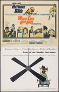 Movie Posters:Drama, Last of the Mobile Hot Shots & Other Lot (Warner Bros-Seven Arts, 1970). Rolled & Folded, Fine/Very Fine. Half Sheets (36) (... (Total: 36 Items)