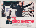 """Movie Posters:Action, The French Connection (20th Century Fox, 1971). Rolled, Fine+. Half Sheet (22"""" X 28""""). Action.. ..."""