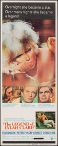 """Movie Posters:Drama, The Legend of Lylah Clare & Other Lot (MGM, 1968). Rolled, Very Fine-. Inserts (3) (14"""" X 36""""). Drama.. ... (Total: 3 Items)"""