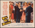 """Movie Posters:Comedy, We're Not Married (20th Century Fox, 1952). Very Fine-. Lobby Card (11"""" X 14""""). Comedy.. ..."""