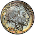 Buffalo Nickels, 1937 5C MS67 PCGS. PCGS Population: (519/20 and 110/2+). NGC Census: (488/14 and 14/3+). CDN: $190 Whsle. Bid for NGC/PCGS ...