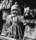 Photographs, N. Jay Jaffee (American, 1921-1999). Doll in Shop Window, East New York, 1951. Gelatin silver, 1982. 8-3/4 x 8 inches (2...