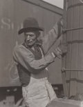 Photographs, Lewis Wickes Hine (American, 1874-1940). Untitled, circa 1923. Gelatin silver, printed later. 4-3/4 x 3-3/4 inches (12.1...