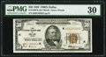 Fr. 1880-K $50 1929 Federal Reserve Bank Note. PMG Very Fine 30
