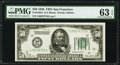 Fr. 2100-L $50 1928 Federal Reserve Note. PMG Choice Uncirculated 63 EPQ