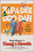 """Movie Posters:Animation, Song of the South (Buena Vista, R-1980/R-1986). Folded, Very Fine-. One Sheets (2) (27"""" X 41""""). Paul Wenzel Artwork. Animati... (Total: 2 Items)"""